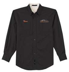 Pro-Clean Port Authority Long Sleeve Easy Care Shirt (Men's)