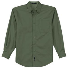 Sisters of the Presentation Port Authority Long Sleeve Easy Care Shirt (Men's) - S608