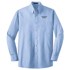 TH Media Long Sleeve Value Poplin Shirt (Men's) - S632