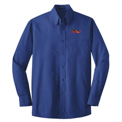 RT&T Long Sleeve Value Poplin Shirt (Men's)
