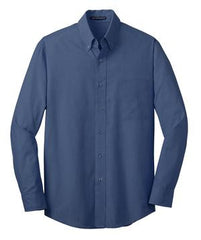 Mercy Family Pharmacy Easy Care Cross Hatch Shirt (Men's)
