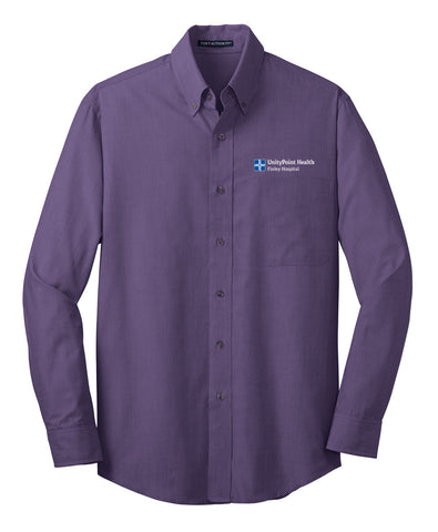 UnityPoint Health Crosshatch Shirt (Men's)