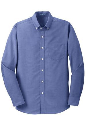DuTrac Port Authority SuperPro Oxford Shirt (Men's)