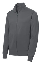 American Trust Sport-Tek Sport-Wick Fleece Full-Zip Jacket (Men's) - ST241