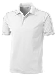 Fidelity Bank Contrast Stitch Micropique Sport Wick Polo (Men's)