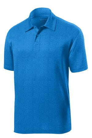 Fidelity Bank Heather Contender Polo (Men's)