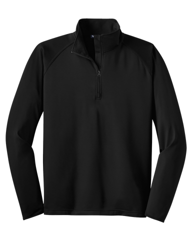Heartland Financial Sport-Tek Sport Wick Stretch 1/2 Zip Pullover (Men's)