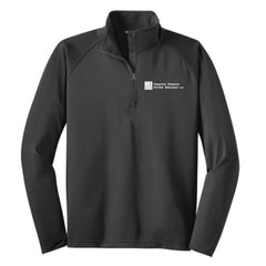 SPMB Sport-Tek Stretch 1/2-Zip Pullover (Men's)