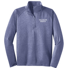 TH Media Sport-Tek Sport-Wick Stretch 1/2 Zip Pullover (Men's) - ST850