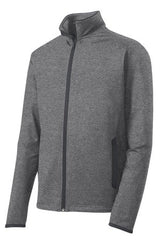 Sisters of the Presentation Sport-Tek Sport Wick Stretch Contrast Full-Zip Jacket (Men's) - ST853