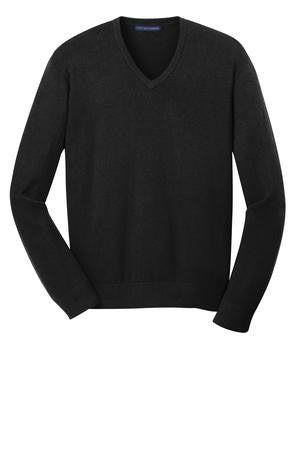 Heartland Financial V-Neck Sweater (Men's)