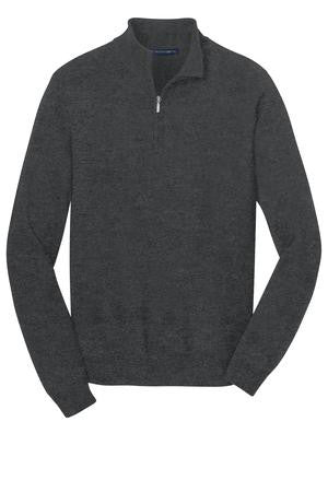 Catholic Charities 1/2-Zip Sweater (Men's)