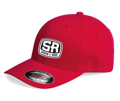 S&R Fitted Cap (Red, Black, & Grey)