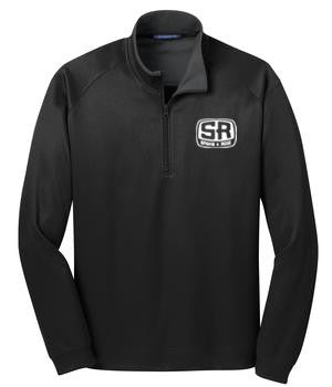 S&R Men's Pull Over (Black) K805