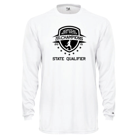 Hempstead Soccer Long Sleeve Dri-Fit (Training)