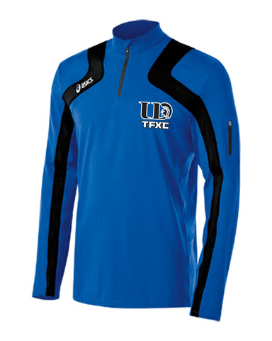 UD TFXC Asics Men's Team Tech Half Zip