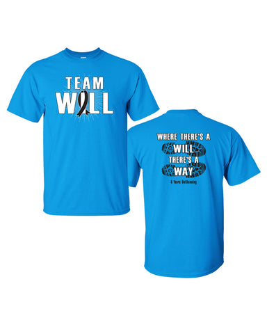 Team Will T-Shirt (Adult)