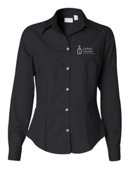 Catholic Charities Van Heusen Oxford Shirt (Ladies)