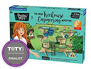 Thames and Kosmos - The Great treehouse adventure kit (part 1)