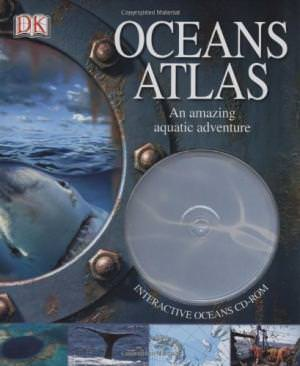Oceans Atlas [With CDROM]