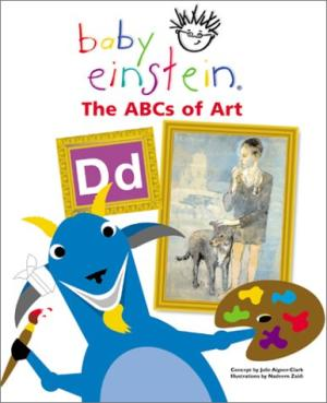 Baby Einstein: The ABC's of Art