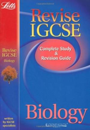 Biology: Complete Study and Revision Guide (Letts Revise IGCSE)