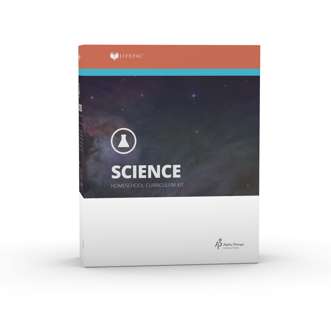 Lifepac Chemistry 11th Grade Complete Set
