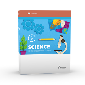 Lifepac Science Fourth Grade Complete Set