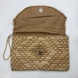 Basket Purse (Pink)