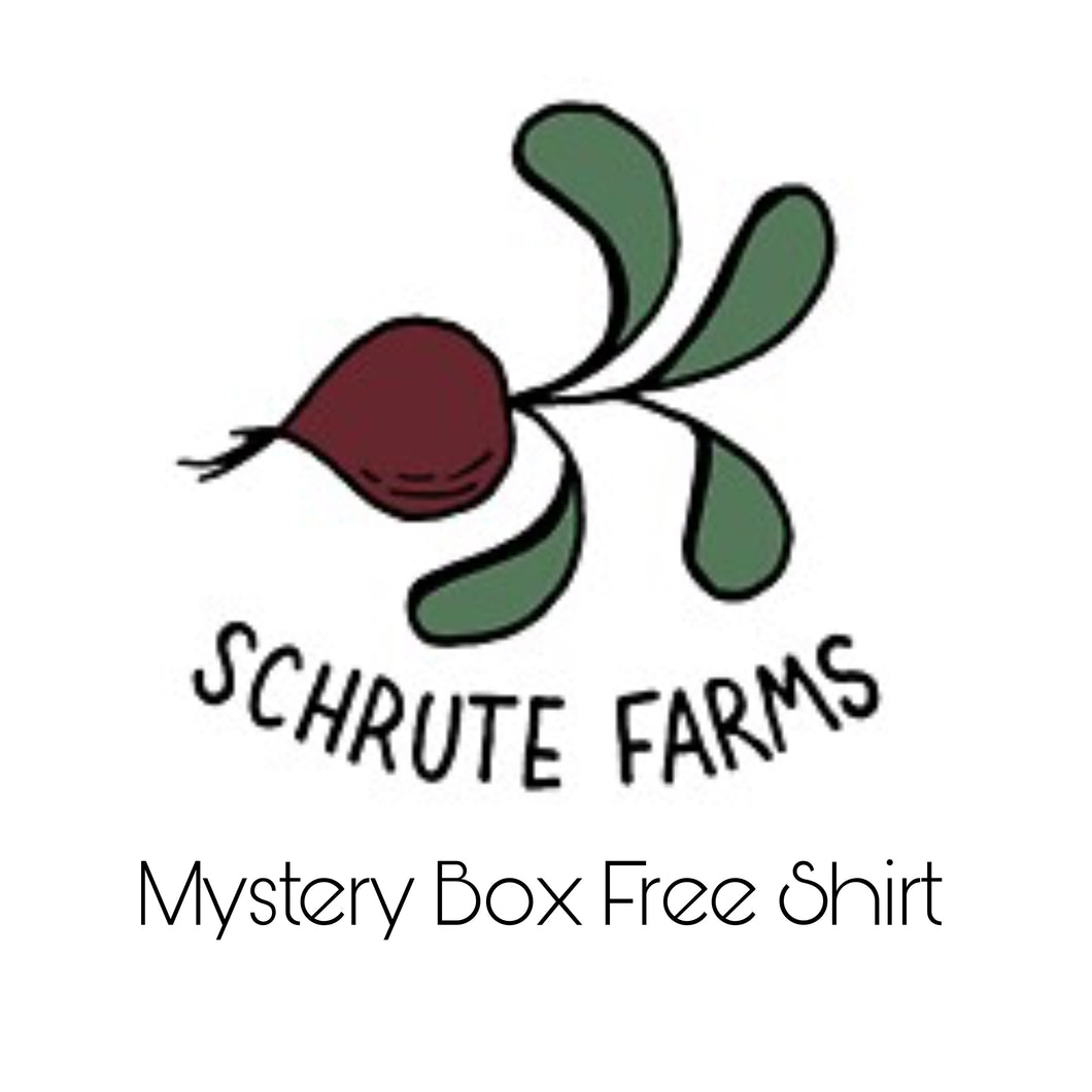 Schrute Farms Valentine Box (size M/L)