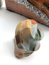 Rare Collaboration: Polychrome Jasper Flame