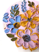 Pastels and Earthy Vibes Sculptured Flowers