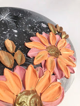 Moon and Peachy Florals