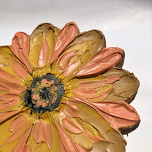 Single Textured Sunflower (100% Wood)