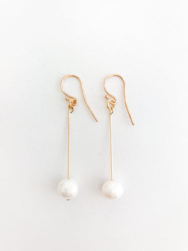 Rio Pearl Earrings
