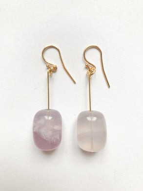 Stab Ametrine Earrings