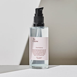 The Glow Cleansing Floral Essence