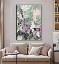 Load image into Gallery viewer, Oil painting original Abstract canvas art oil canvas palette knife hand painting cuadros decoracion lienzos large wall artwork - SallyHomey Life's Beautiful