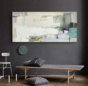 Lienzos cuadros decorativos modernos wall art picture home decor handpainted oil painting abstract paintings for living room art - SallyHomey Life's Beautiful