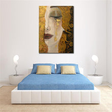 Load image into Gallery viewer, High quality Oil painting Canvas Reproductions Golden Tears - hand painted - SallyHomey Life's Beautiful