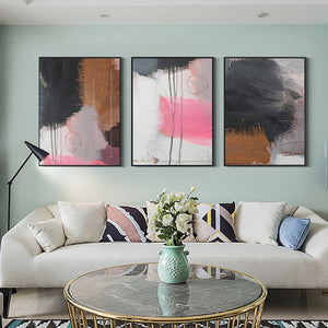 Cuadros decorativos 3 piezas wall pictures decorative canvas art abstract canvas paintings oil paintings for living room wall - SallyHomey Life's Beautiful