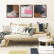 Load image into Gallery viewer, Cuadros decorativos 3 piezas wall pictures decorative canvas art abstract canvas paintings oil paintings for living room wall - SallyHomey Life's Beautiful
