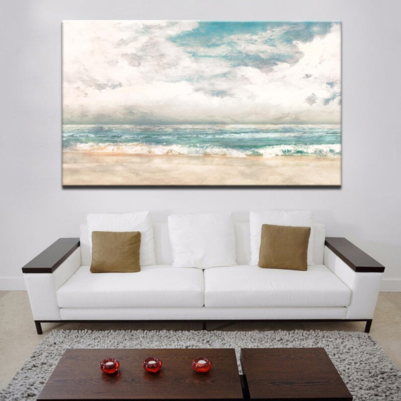 70x100cm - Canvas Prints Wall Art - - SallyHomey Life's Beautiful