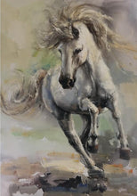 Load image into Gallery viewer, Running Horse Animal  Wall Art Decor - SallyHomey Life's Beautiful