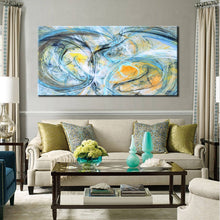 Load image into Gallery viewer, 🔥  Abstract Art Posters and Prints Wall Art Canvas Painting Imaginative Irregular Line Pictures Wall Decoration for Living Room - SallyHomey Life's Beautiful