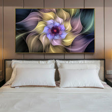 Load image into Gallery viewer, Abstract Beautiful Dream Crystal Surreal Flower Fractal Decorative Painting - SallyHomey Life's Beautiful