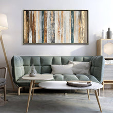 Load image into Gallery viewer, New Arrivals Hand-painted High Quality Contemporary Abstract Oil Painting on Canvas Large Canvas Painting Abstract Gold Painting - SallyHomey Life's Beautiful