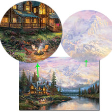 Load image into Gallery viewer, Cathedral Mountain Lodge - SallyHomey Life's Beautiful