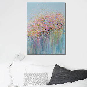 Modern Abstract Posters And Prints Wall Art Canvas Painting Watercolor Wall Pictures for Living Room Wall Decoration Frameless - SallyHomey Life's Beautiful