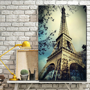 70x100cm - Canvas Prints Wall Decor, - SallyHomey Life's Beautiful